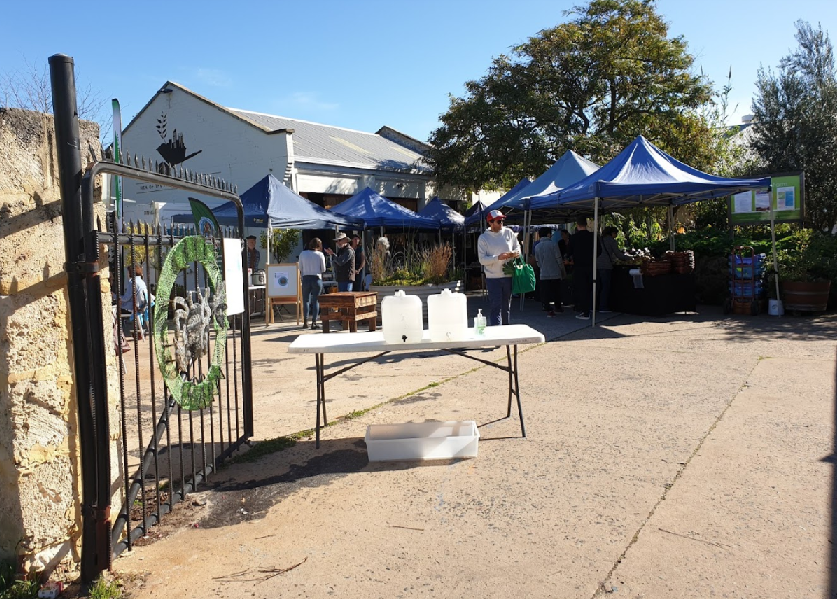 Perth City Farm Market