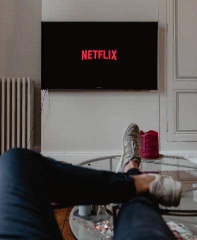Netflixをみる