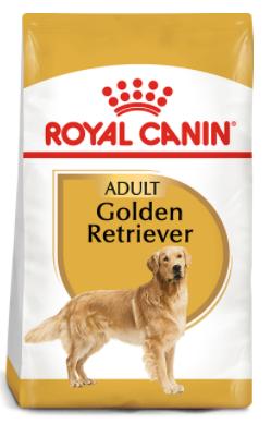 ゴールデンレトリバー Royal Caninドックフード